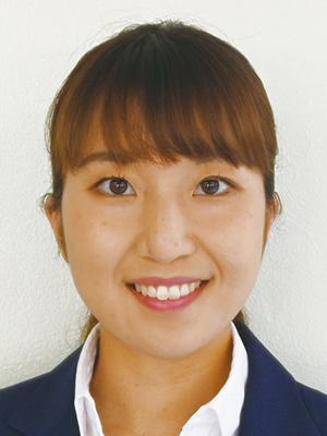 岡田 祐香さんの写真です。